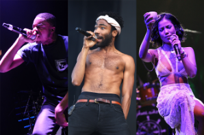 Donald Glover, Jhené Aiko, and Vince Staples Join Forces on 'Waiting For My Moment'