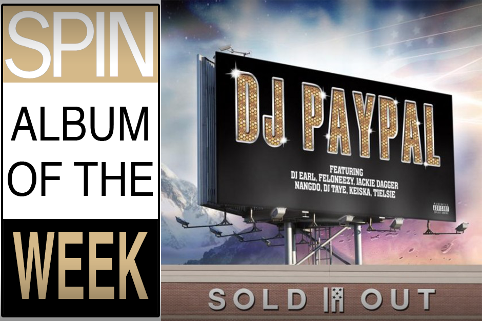 DJ Paypal's Sold Out!