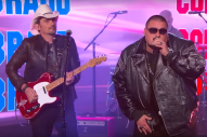 Watch Brad Paisley and Color Me Badd Join Forces as 'Color Me Bradd' on 'Kimmel'
