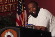 Killer Mike, T.I., and Big Boi Argue for Hip-Hop Lyrics' First Amendment Protection