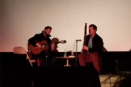 Rainn Wilson From 'The Office' Played Bassoon With Mark Kozelek