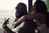 Rick Ross Gets Caught Cheating in His 'Sorry' Video