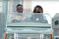 Santigold and iLoveMakonnen Cruise Around Made in America for 'Who Be Lovin' Me' Video