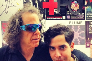 Neon Indian Sits Down With Suicide's Martin Rev on the Talkhouse Music Podcast