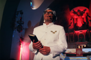Weezer Preach (and Sin) in 'Thank God For Girls' Video
