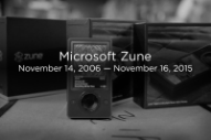 Microsoft Finally Puts the Zune Out of Its Misery