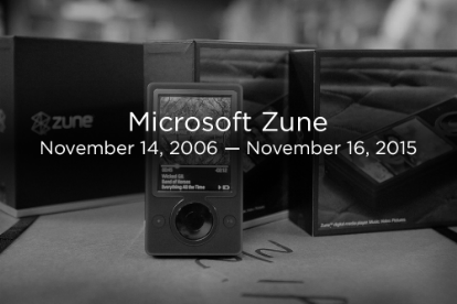 Microsoft Finally Puts the Zune Out of Its Misery | SPIN