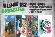 Four Blink-182 Albums Are Getting Cassette Reissues