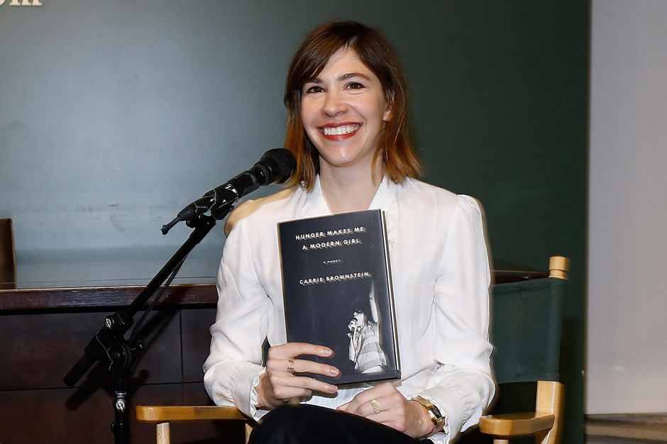 Carrie Brownstein In Conversation With Gaby Hoffmann