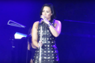 Demi Lovato Gives Adele a Run For Her Money With 'Hello' Cover
