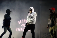 Eminem, Lil Wayne, More Join Big Sean at Detroit Show