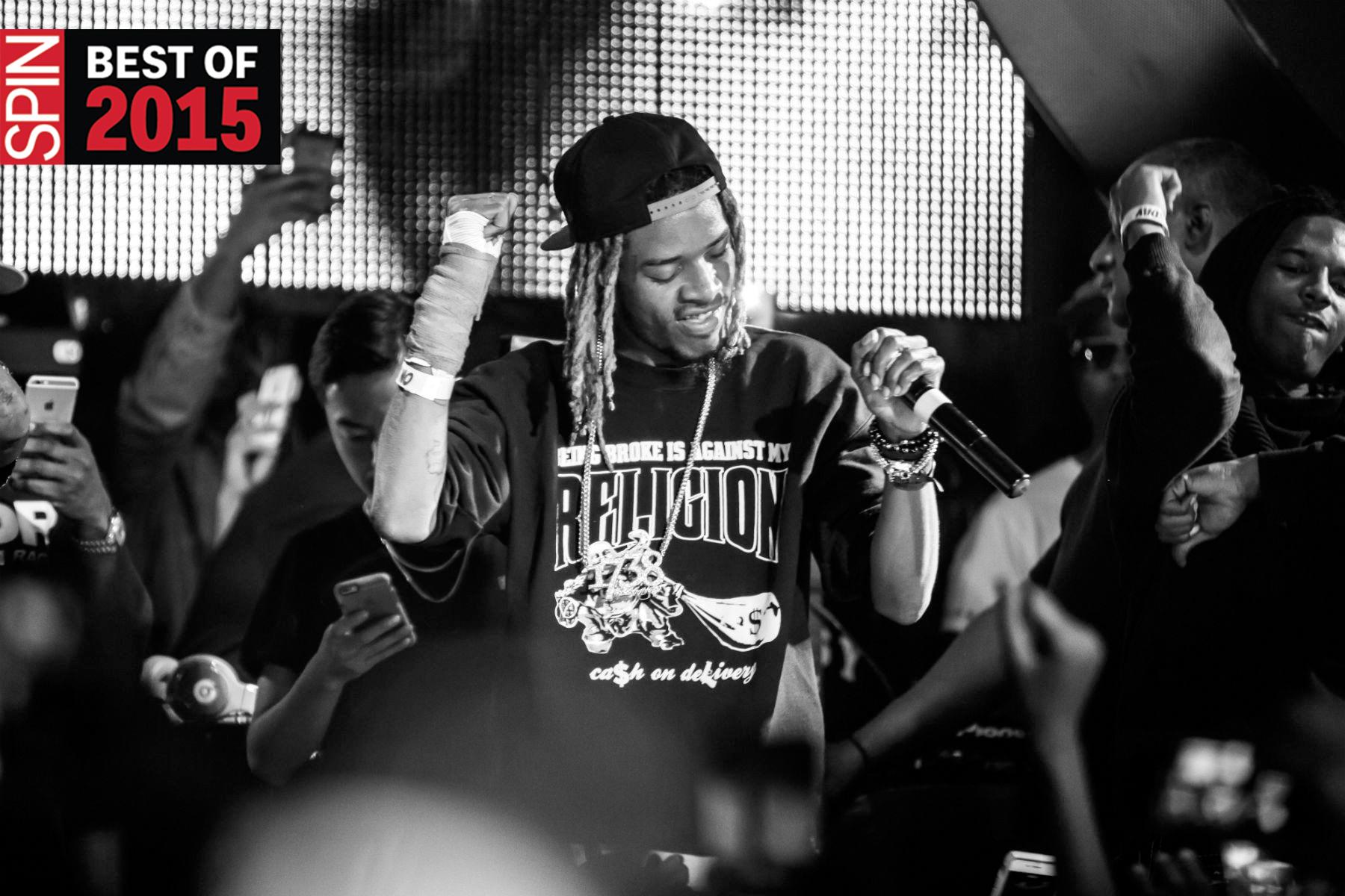 Fetty Wap Is 2015's Rookie of the Year