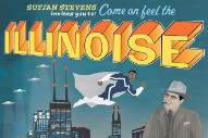 The Art for Sufjan Stevens' 10th Anniversary 'Illinois' Rerelease Is an Awesomely Geeky Joke