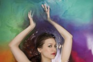 Joanna Newsom Writes From the Harp