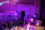 Katy Perry Brought a Full String Section to Carnegie Hall Tonight