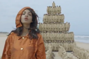 Watch M.I.A.'s Politically Charged New 'Borders' Video