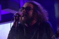 My Morning Jacket Play 'Tropics (Erase Traces)' on 'Colbert'