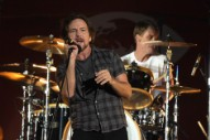Watch Pearl Jam Cover Pink Floyd's 'Comfortably Numb' in the Pouring Rain