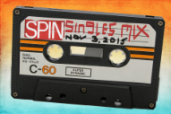 SPIN Singles Mix: Hannah Diamond, Mark McGuire, Seth Bogart, and More