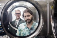 Matmos Announce New Album Made of Washing Machine Sounds