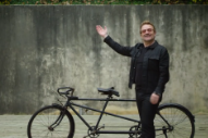 Bono Taunts Death, Raffles Off Central Park Bike Ride