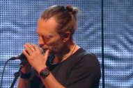 Thom Yorke and Flea Reunite to Perform 'Atoms for Peace' on French Television