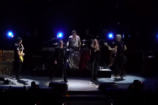 Patti Smith Joins U2 for Performances of 'Gloria' and 'People Have the Power' in Paris