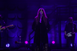 Beach House Bring Sleepy Time to 'Conan' With 'Somewhere Tonight' Performance