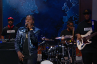Pusha T Lets in the 'Sunshine' on 'Daily Show'