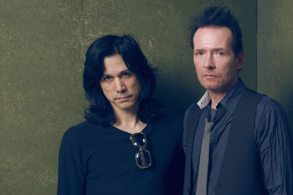 Tommy Black and Scott Weiland