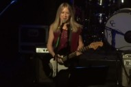 Liz Phair Has Been Performing Her Biggest Hit With Holiday-Themed Lyrics