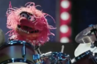 Watch Dave Grohl and Animal From 'The Muppets' Have an Epic Drum Battle