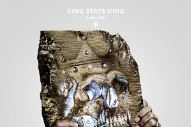 Timbaland Just Dropped His 'King Stays King' Mixtape