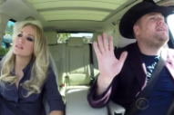 Carrie Underwood Takes James Corden Cowboy Boot Shopping in Latest Carpool Karaoke