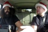 James Corden Gets Every One of His Carpool Karaoke Passengers to Belt 'Joy to the World'