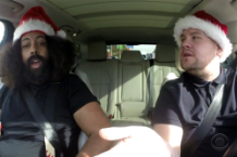 Corden Carpool Christmas