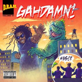 DRAM-Gahdamn!EP