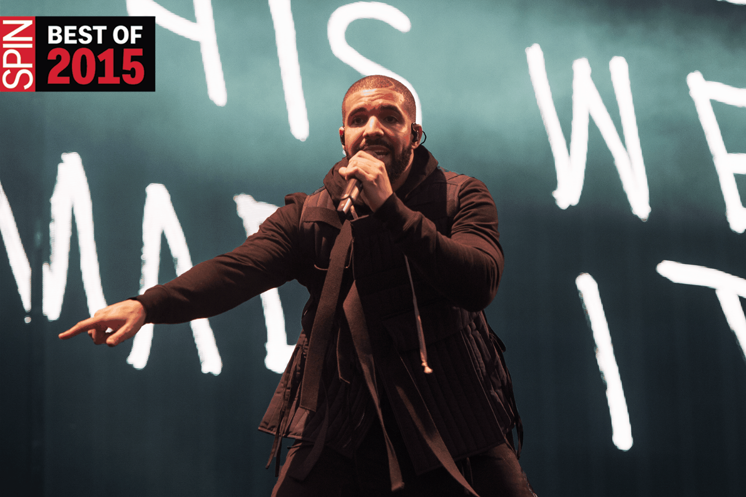 Drake Is 2015's Artist of the Year