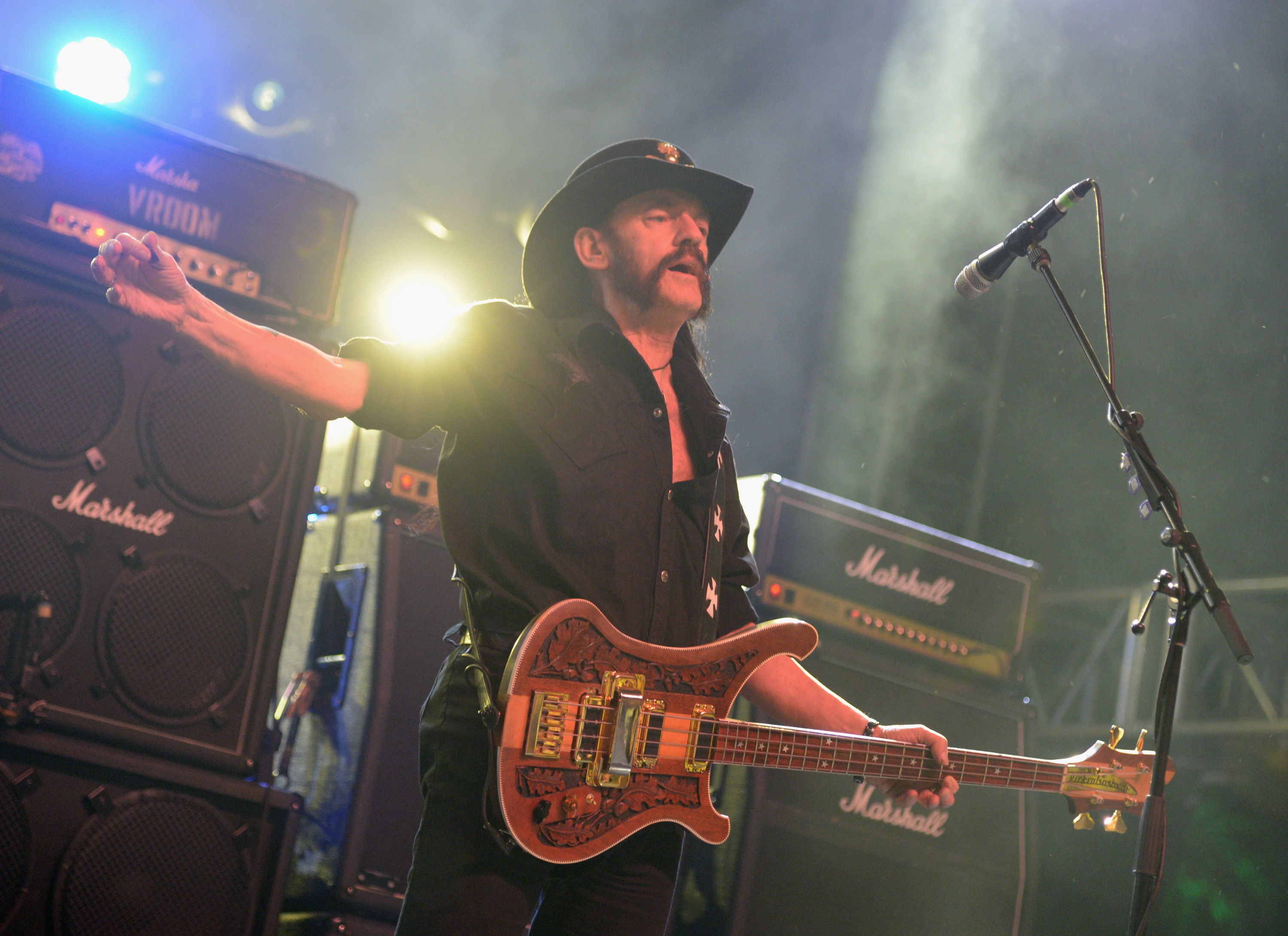 R I P  the Unsinkable Lemmy of Motörhead, 1945-2015 | SPIN
