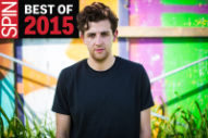 Jamie xx Is 2015's Producer of the Year
