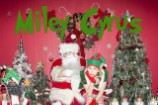 Miley Cyrus Sings of Binge-Watching and Bongs on 'My Sad Christmas Song'
