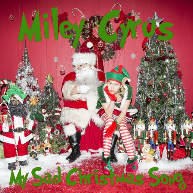 Miley-Cyrus-My-Sad-Christmas-Song