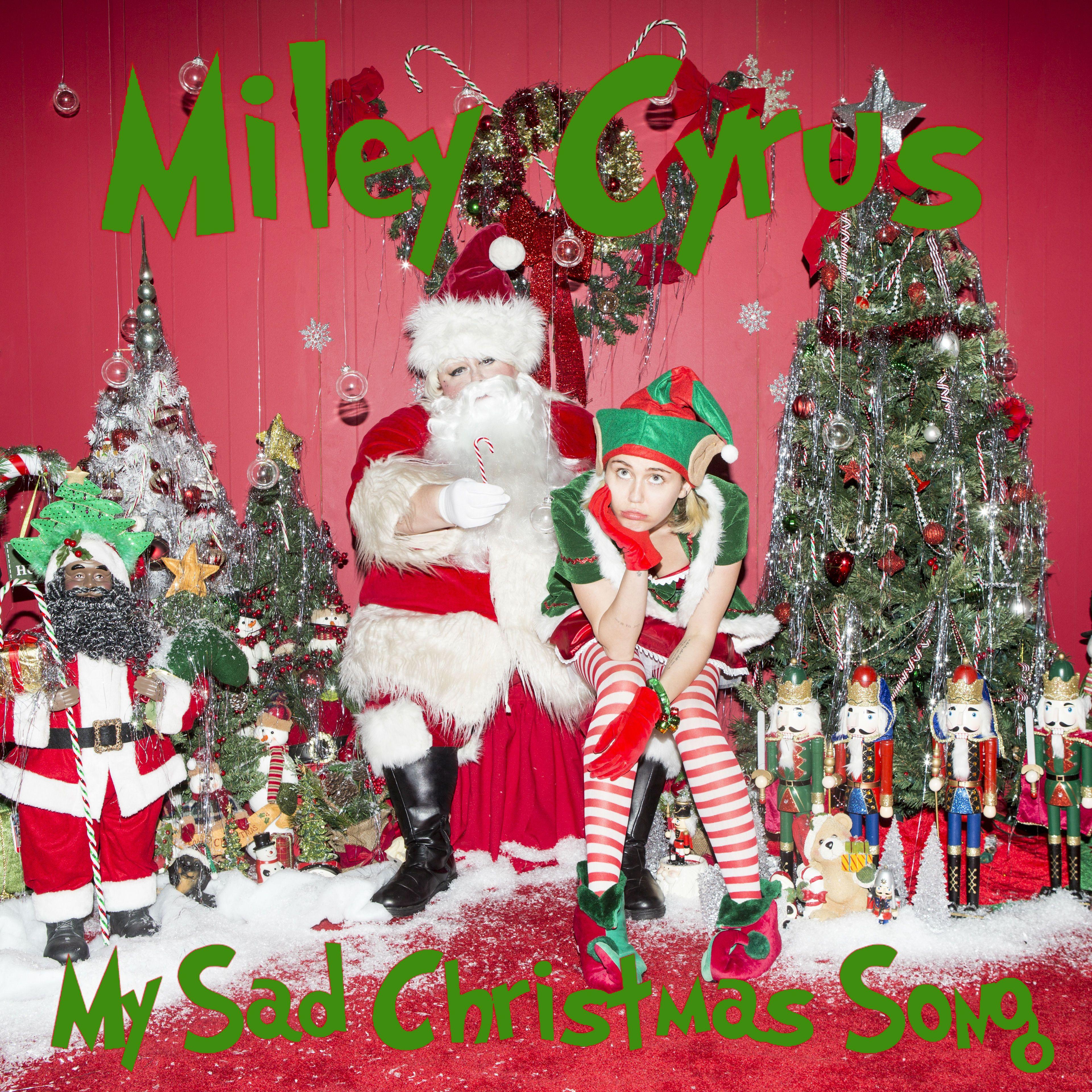 Miley-Cyrus-My-Sad-Christmas-Song
