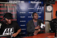 Watch Pusha T Freestyle During a 'Sway in the Morning' Appearance