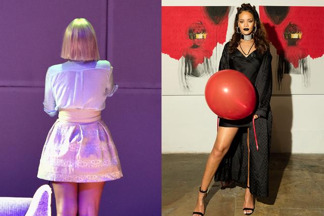 Rihanna Sia