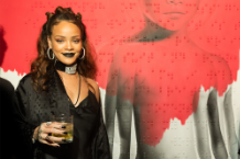 Rihanna rude