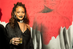 Rihanna, Who Still Hasn't Released an Album in 2015, Is Spotify's Most-Streamed Female Artist of the Year