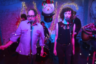 Craig Finn and Esmé Patterson Bring New Warmth to Low's 'Just Like Christmas'