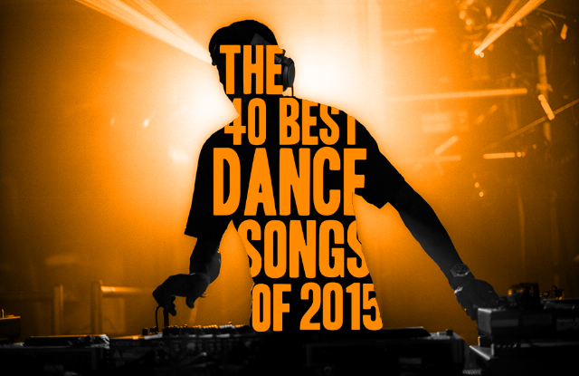 The 40 Best Dance Songs