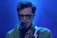 Weezer 'Thank God For Girls' on 'Conan'